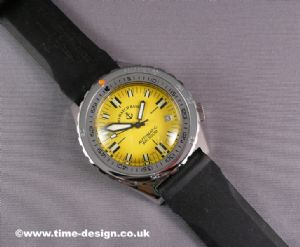 Army diver 300m Yellow dial - Limited edition 20 pieces only.